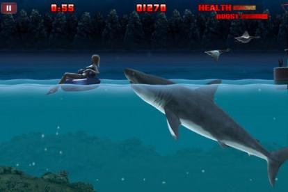gioco hungry shark