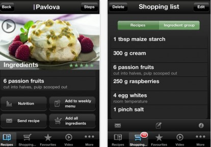 Ricettario bimby app android