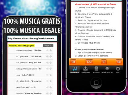 come scaricare una canzone gratis su iphone