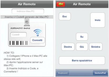 app iphone per controllare pc