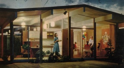 Le case di joseph eichler che hanno ispirato lo stile di for Case che hanno ascensori