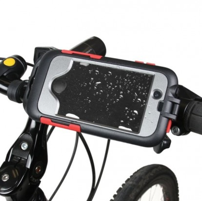 custodia bici iphone x