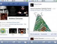 Facebook lancia la Timeline anche su iPhone attraverso la propria Web app!