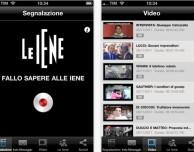 L'app ufficiale delle Iene arriva su App Store