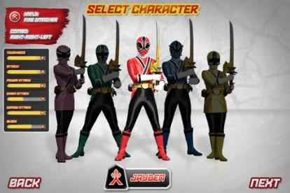 Power Rangers Samurai Steel Un Infinity Blade Semplificato E