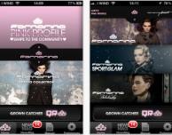 Fornarina, l'app ufficiale arriva su iPhone