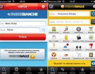 PagineBianche e PagineGialle: disponibili nuovi aggiornamenti su App Store