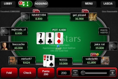 Poker Stars Contact