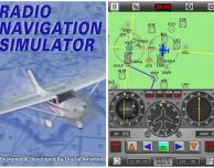 Radio Navigation Simulator, l'app per imparare la navigazione VOR, DME e ADF al simulatore