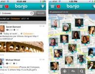 Ban.jo, l'app per individuare la posizione degli amici di Facebook, Twitter e altri social network