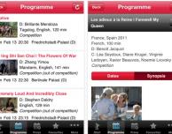 Berlinale 2012, l'app ufficiale del Festival del Cinema di Berlino