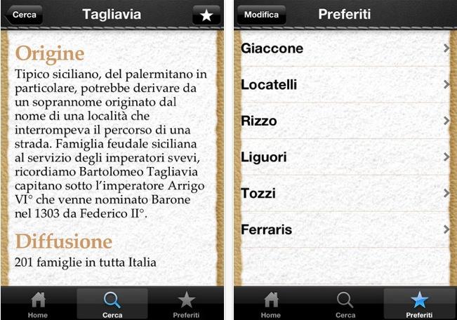 origine dei cognomi significato dei cognomi italiani