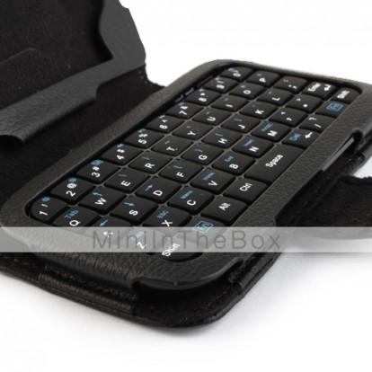 Angolo del risparmio custodia con tastiera bluetooth per iphone 4 e iphone 4s al prezzo di 24 - Tastiera del letto ...