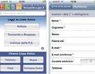 Linea Amica e Easy Italia, due app istituzionali arrivano su App Store
