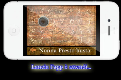Iphoneitalia quick updates 07 02 ouija table codici e leggi phranger iphone italia - La tavola ouija funziona ...