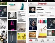 L'app ufficiale del social network Pinterest è disponibile su App Store