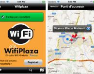 Disponibile l'app ufficiale di Wifiplaza