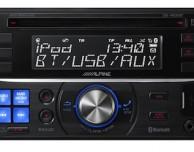 Alpine presenta la nuova autoradio CDE-W235BT