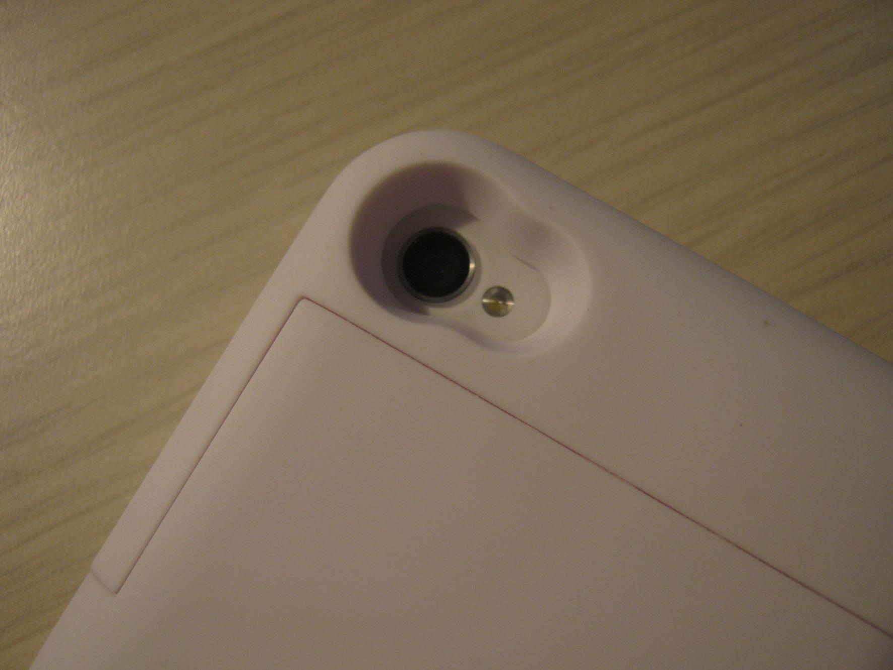 Battery Cover White per iPhone 4/4S - La recensione di