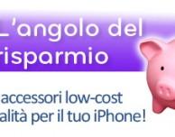 Angolo del risparmio: batteria da 1500mAh per iPhone al prezzo di 12€