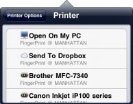 FingerPrint: rendi le stampanti collegate a Mac o PC compatibili con AirPrint