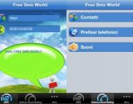 Invia SMS gratuiti verso tutti gli operatori con FreeSMSWorld