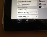 I0n1c dimostra di aver eseguito il jailbreak di iOS 5.1 su iPad 2: potenzialmente sbloccato anche l'iPhone 4S