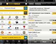 PagineGialle Mobile per iOS: da oggi è online la versione 3.2