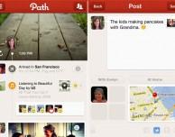 Path, il giornale intelligente per iPhone, si aggiorna alla versione 2.1 con l'integrazione di Nike+ e l'introduzione del Music Match