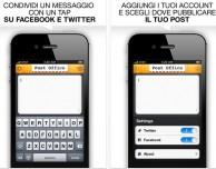 Post-Office: disponibile su App Store l'applicazione realizzata in una notte