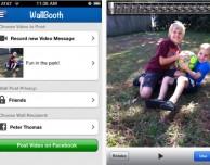 WallBooth: pubblica velocemente un video su Facebook