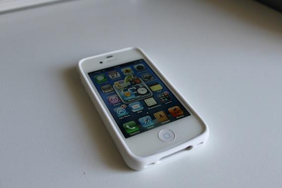 custodia bumper iphone 4s