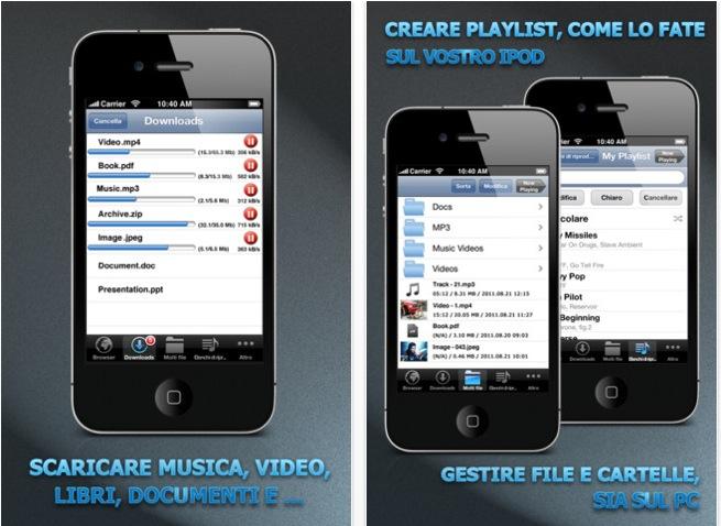 Scaricare app Da internet