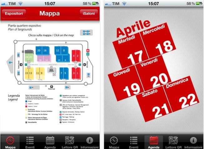 isaloni l app ufficiale del salone del mobile di milano