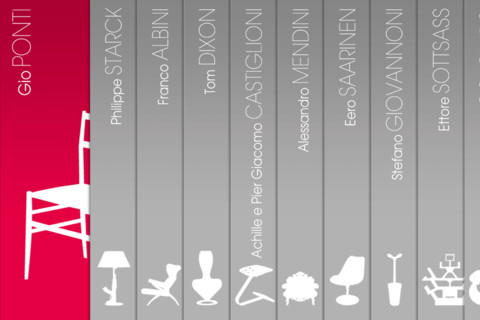 Minimum design il museo digitale degli oggetti di for Oggetti di arredamento