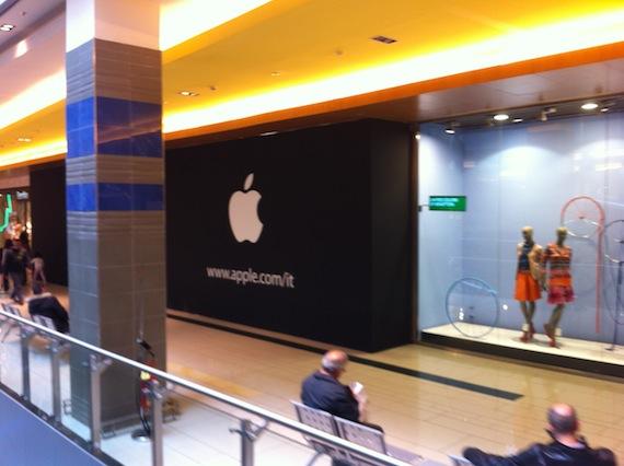 Apple store porta di roma l 39 apertura imminente iphone - Ikea roma porta di roma roma ...