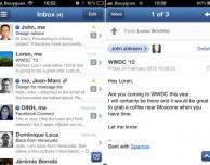 Sparrow: primo aggiornamento per il client di posta per iPhone, notifiche Push dalla prossima versione!