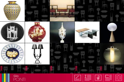 Minimum design il museo digitale degli oggetti di arredamento iphone italia - Oggetti design famosi ...