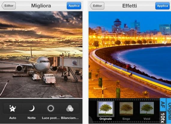 Photo editor un semplice software per il foto editing su for Semplice software di progettazione di mobili