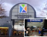 Samsung aprirà un nuovo store a Burnaby, a pochi passi dall'Apple Store di Metrotown