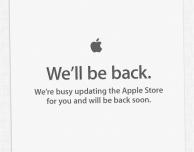 Gli Apple Online Store di tutto il mondo sono offline [AGGIORNATO]