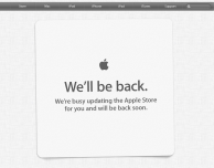 Apple Store off line: novità o semplice manutenzione? [AGGIORNATO X2]