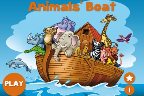 L 39 arca degli animali per bambini un gioco istruttivo - Animali terrestri per bambini ...