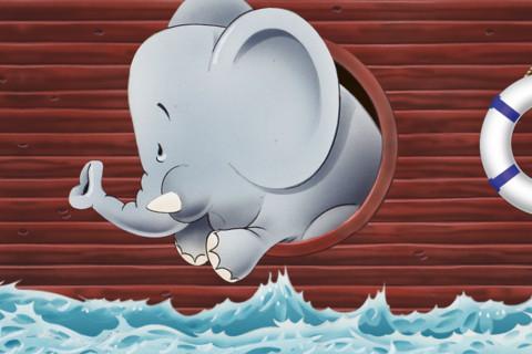 L arca degli animali per bambini un gioco istruttivo dedicato ai