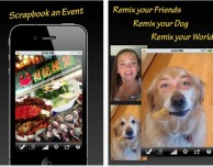 FreezePaint, una splendida app per creare collage di foto dalla fotocamera dell'iPhone