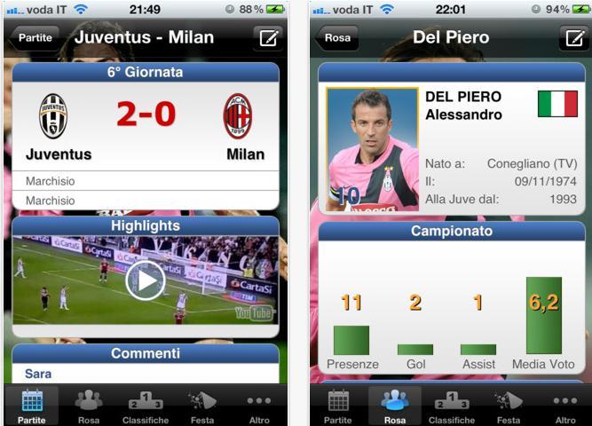 Juventus iphone italia blog for Scarica sfondi juventus gratis