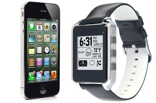 iphone orologio
