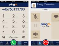 Plingm, una nuova app per le chiamate VoIP gratuite con i propri contatti ed amici