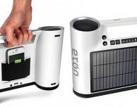 Eton presenta Rukus Solar, lo speaker che si ricarica grazie all'energia solare
