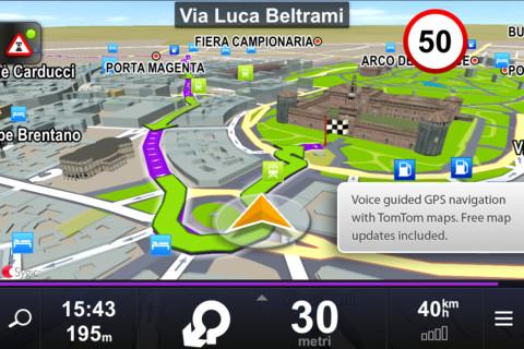 Sygic Italia disponibile su App Store al prezzo scontato di